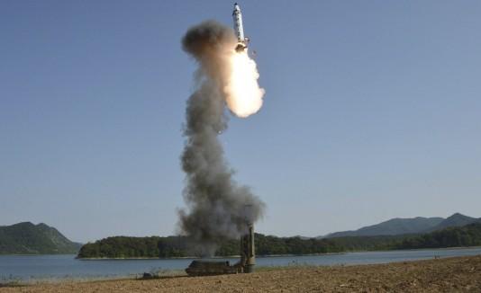 Estados Unidos y China  llevan semanas negociando un posible endurecimiento de las sanciones a Corea del Norte.