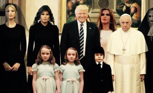 Memes del trump y papa