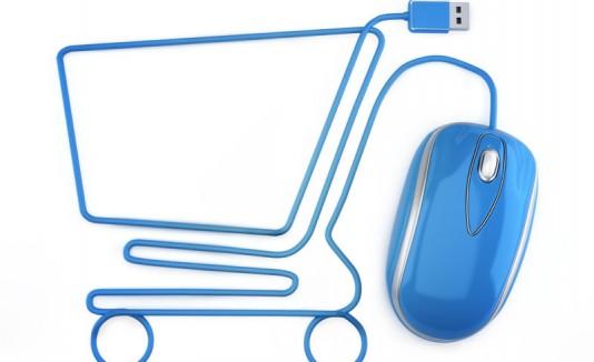 Compras online, internet