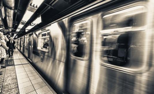 Tren de Nueva York