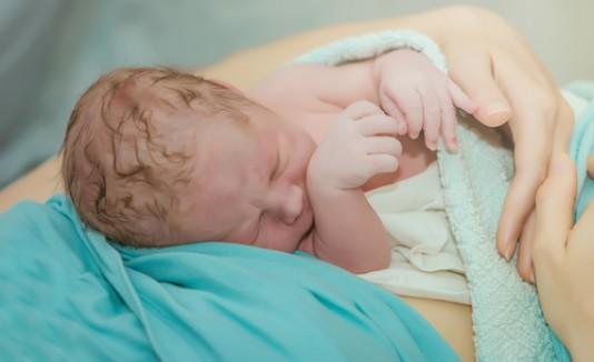 Nacimiento, bebé