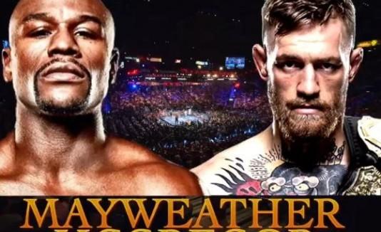 Mayweather y McGregor