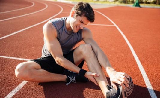 Calambre, ejercicios