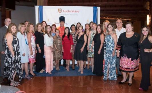 Miss Mundo anuncia evento a beneficios del Hospital Auxilio Mutuo