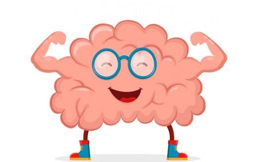 Cerebro fuerte