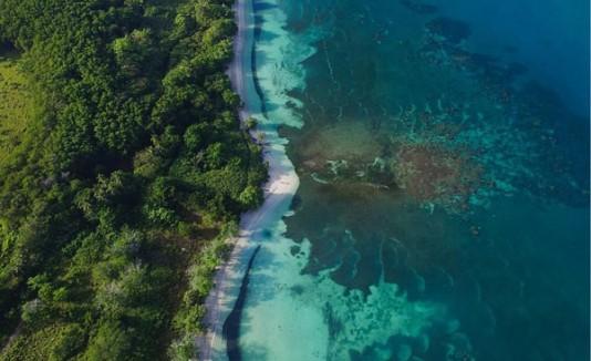 Playa Buyé en Cabo Rojo