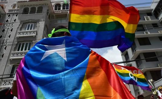 Bandera de arcoíris