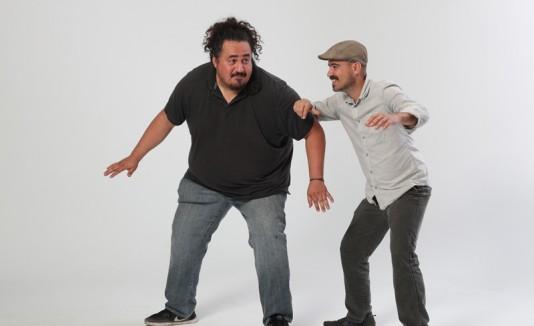 Ricardo Olivero y Julio César Torres.