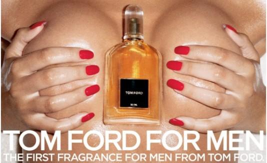 Basta del uso de senos en la publicidad