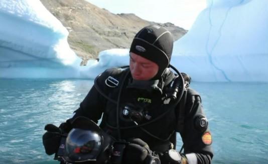Bucear por iceberg