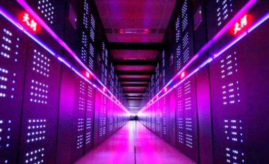 Científicos chinos recrean el universo virtual más grande