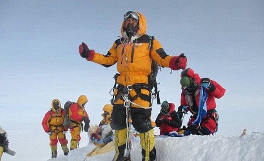 Foto Everest Fake