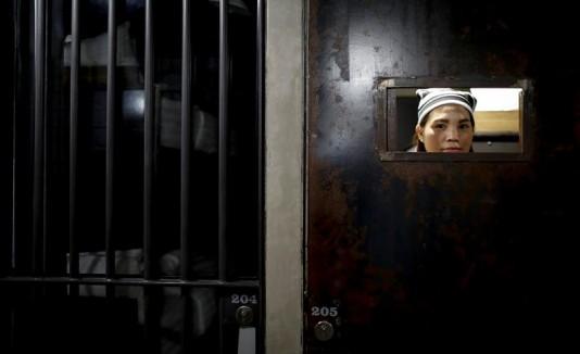 Hostal-cárcel de Tailandia