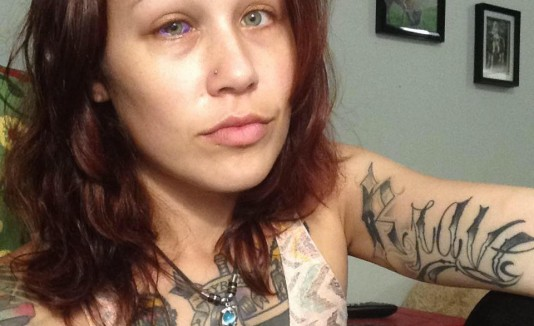 tatuaje ocular