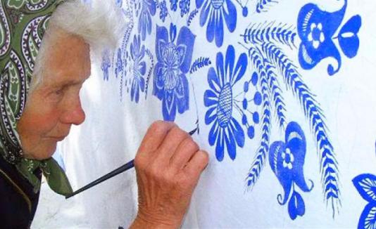 Abuela artista 1