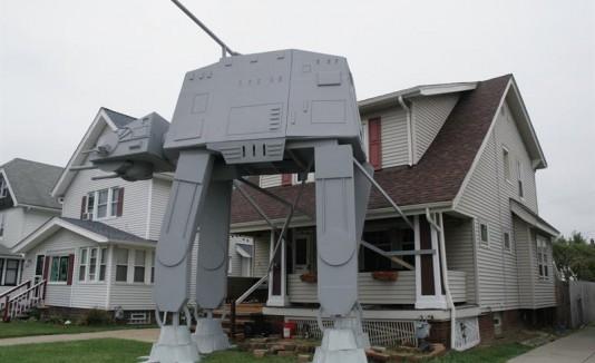 Casa Star Wars