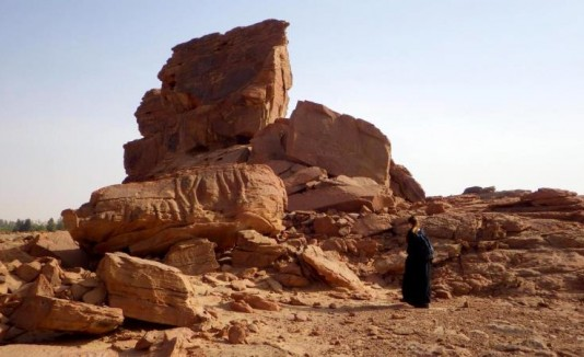 Escuturas árabes
