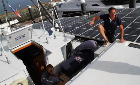 Embarcación ecológica