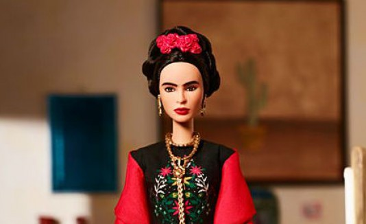 Frida Barbie