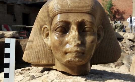 El faraón Psamético I