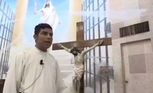 Pandillero sacerdote