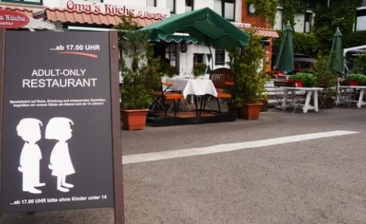 Restaurante la casa de la abuela en Alemania