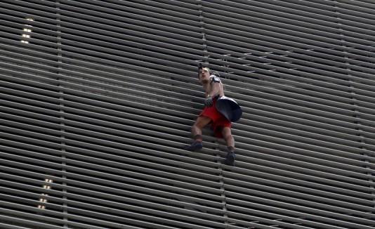 Spiderman ruso