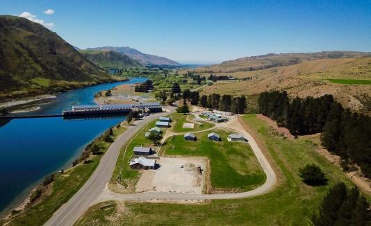 Pueblo en Nueva Zelanda