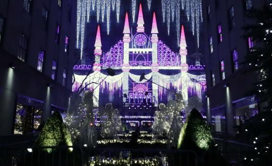 Estas son las mejores ciudades para disfrutar de las luces navideñas