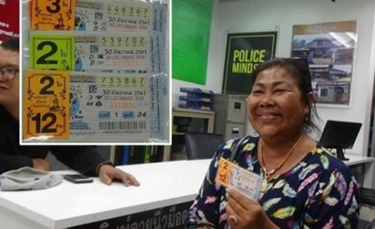 Tailandia Loteria