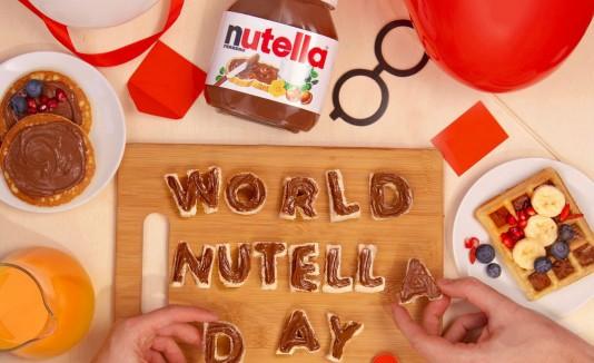 Dia de la nutella