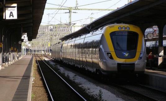 Tren suecia