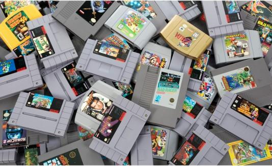 Cartucho Nintendo