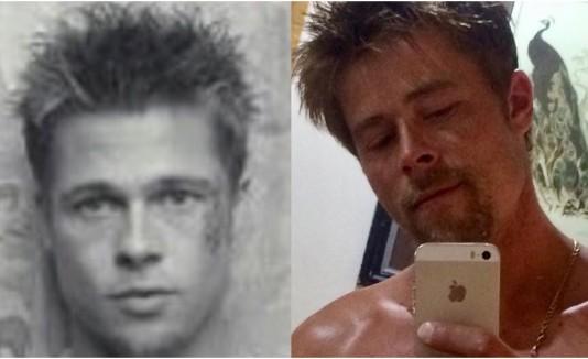 Brad Pitt Obrero