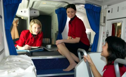 cabinas de avión