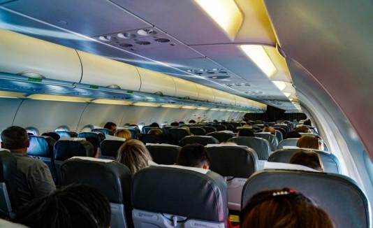 Una mujer ingresó a un vuelo de la compañía Delta sin contar con su identificación ni con una tarjeta de embarque.