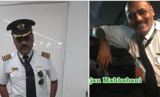 El hombre solía introducirse en la fila que normalmente utilizan los miembros de la tripulación de la aerolínea para subir al avión