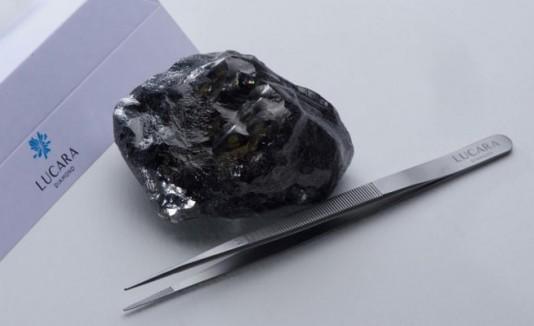 Segundo diamante más grande del mundo