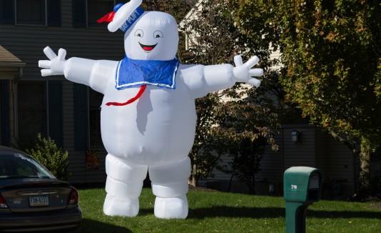 Marshmallow Man