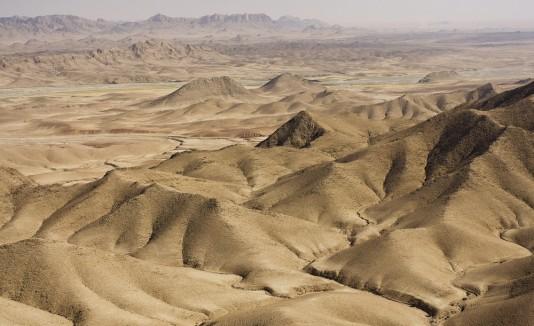 Montañas de Afganistán