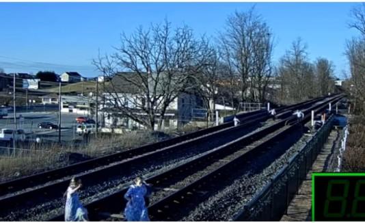 Foto y tren