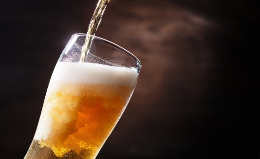 Cerveza que no engorda