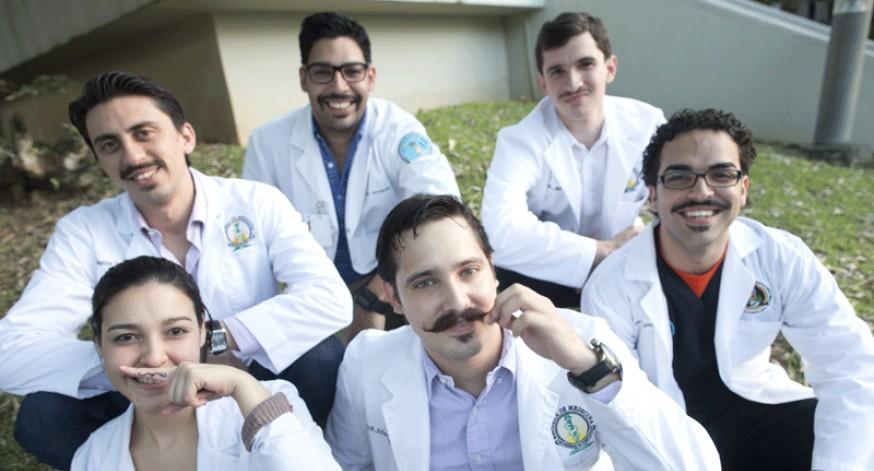 Bigotes Movember 2014