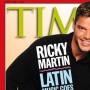 El 24 de mayo de 1999, Ricky apareció en Time.