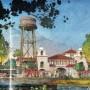 Disney Springs estará listo para el 2016 y creará aproximadamente 1,200 empleos en su construcción y 4,000 en funciones operacionales.