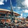 El brote se originó en los parques de diversiones de Disney.