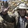 Anciano de Bolivia