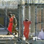 Presos en Guantánamo.