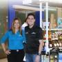 Alessandra Correa y Paul González Mangual, de Puerto Rico Gourmet Products Inc.