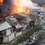 Se reportaron al menos 14 conflagraciones en Año Nuevo.